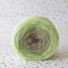 CUPCAKE - PALE GREEN/LIGHT BROWN